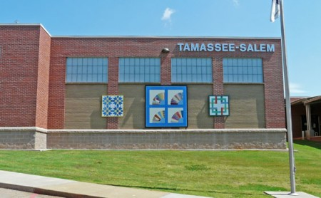714quilts-Tamassee-Salem-Middle-High-School-450x278